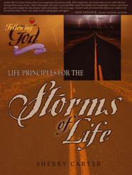 Following God Christian Living Series: Life Principles for the Storms of Life  -     By: Sherry Carter