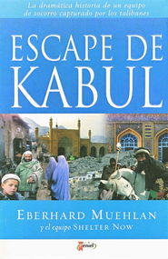 Escape de Kabul  (Escape From Kabul)  -     By: Eberhard Muehlan