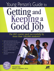 Young Person's Guide to Getting & Keeping a Good Job, 3rd Edition  -