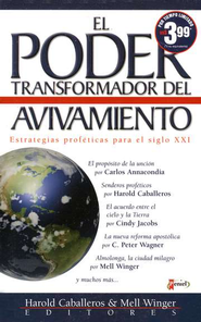 Poder Transformador del Avivamiento/Transforming Power of the Gospel  -     By: Harold Caballeros