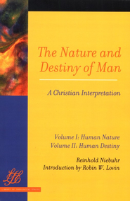 The Nature and Destiny of Man, 2 Volumes   -     By: Reinhold Niebuhr