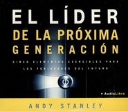 El Líder de la Próxima Generación, Audiolibro  (The Next Generation Leader, Audiobook), CD  -     By: Andy Stanley