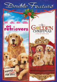 The Retrievers/A Golden Christmas, Double Feature DVD   -