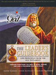 Following God: Old Testament Leader's Guide  -     By: Wayne Barber, Eddie Rasnake, Richard Shepherd
