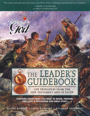 Following God: New Testament Men Of Faith Leaders Guide  -     By: Wayne Barber, Eddie Rasnake, Richard Shepherd