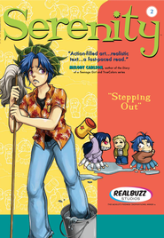Stepping Out - eBook  -     By: Realbuzz Studios