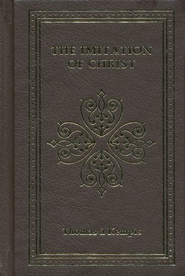 The Imitation of Christ- Genuine Leather Hardcover   -              By: Thomas a Kempis