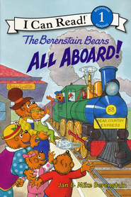 The Berenstain Bears All Aboard  -     By: Jan Berenstain