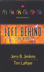 Left Behind: The Kids, Volumes 13-18, Boxed Set   -     By: Jerry B. Jenkins, Tim LaHaye