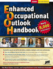Enhanced Occupational Outlook Handbook, Seventh Edition Hardcover  -              By: Editors at JIST