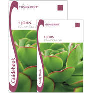 1 John - Christ: Our Life Study Kit   -              By: Stonecroft Ministries