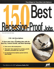 150 Best Recession-Proof Jobs   -