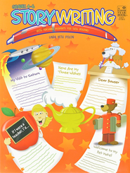 Storywriting Grades 4-6  -