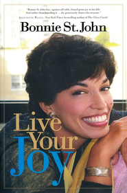 Live Your Joy  -     By: Bonnie St. John