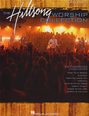 The Hillsong Worship Collection (Easy Piano)   -