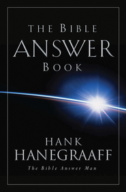 The Bible Answer Book - eBook  -     By: Hank Hanegraaff