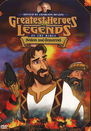 Sodom and Gomorrah,  Greatest Heroes and Legends of the Bible DVD  -