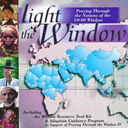 Light the Window CD ROM: Praying Through the Window IV  Includes the Mission Resource Tool Kit, Adoption  -     By: Floyd McClung
