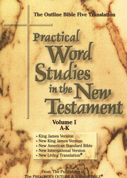 Practical Word Studies in the New Testament, 2 Volumes   -