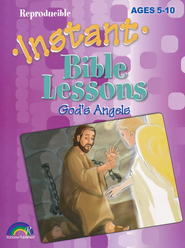 God's Angels Instant Bible Lessons   -