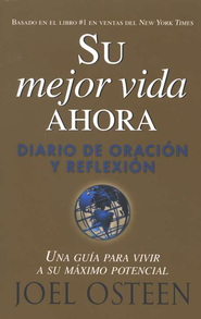 Su Mejor Vida Ahora, Diario  (Your Best Life Now, Journal)  -     By: Joel Osteen