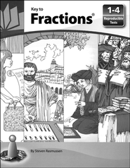 Key To Fractions Tests   -