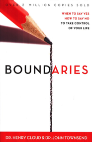 Boundaries, Hardcover   -     By: Dr. Henry Cloud, Dr. John Townsend
