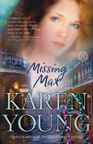 Missing Max  - Slightly Imperfect  -     By: Karen Young