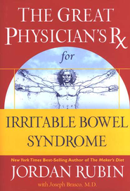 The Great Physician's Rx for Irritable Bowel Syndrome - eBook  -     By: Jordan S. Rubin, Joseph Brasco