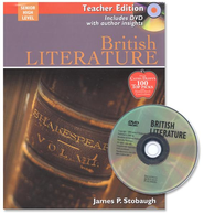 British Literature Teacher Edition with DVD  -              By: James P. Stobaugh