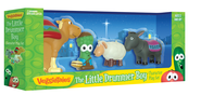 Little Drummer Boy 5-Character Set (Nativity Add-On)   -
