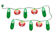 Bob & Larry Party Light Set   -