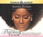 The Threshing Floor  Audiobook on CD  -     By: Juanita Bynum