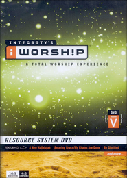 iWorship Resource System DVD, Volume V   -