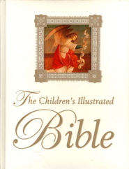 The Children's Illustrated Bible     -