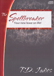 The Spellbreaker CD  -     By: T.D. Jakes