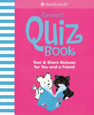 Coconut Quiz Book: Tear and Share Quizzes for You and a Friend to Share  -              By: American Girl
