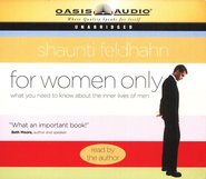 For Women Only - audiobook on CD  -     By: Shaunti Feldhahn
