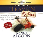 Heaven for Kids - audiobook on CD  -     By: Randy Alcorn