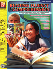 Improving Reading Fluency & Comprehension Grades 2-3 2-3  -