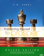 Positioning Yourself to Prosper Series CD  -     By: T.D. Jakes