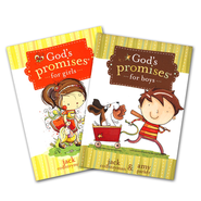 God's Promises for Boys and God's Promises for Girls  -              By: Jack Countryman, Amy Parker Countryman