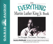 The Everything Martin Luther King, Jr. Book Audiobook on CD  -     By: Jessica McElrath