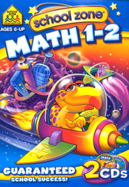 Math 1-2 CD-Roms (2 Pack)   -