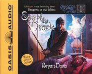 Eye of the Oracle Unabridged Audiobook on MP3-CD  -     Narrated By: Peter Sandon(Narrator)     By: Bryan Davis