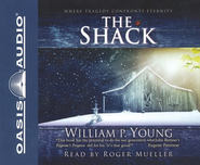 The Shack - Audiobook on CD  -     By: William P. Young