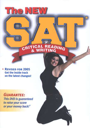 The New SAT--DVD Set   -