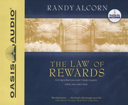 The Law of Rewards -Unabridged Audiobook on CD  -     By: Randy Alcorn
