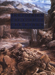The Lord Of The Rings, Commemorative Edition   -     By: J.R.R. Tolkien     Illustrated By: Alan Lee