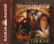 #7: Seventh Day: Unabridged Audiobook on CD  -     By: Bodie Thoene, Brock Thoene
